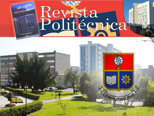 Convocatoria de la Revista Politécnica (EPN JOURNAL)