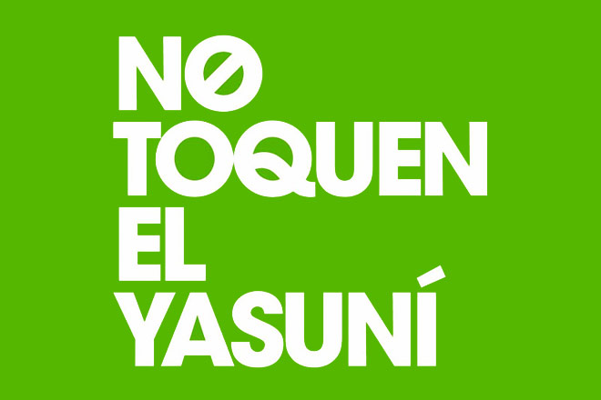 yasuni itt essay The yasuni-itt initiative is based across several different axes and lines of argumentation, including those related to territory, to the dominant economic model and to international politics in particular, they wish to:.