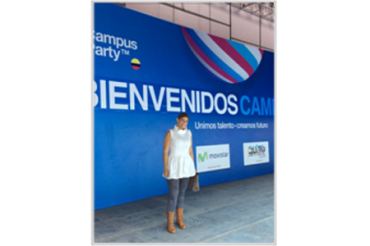 Más mujeres se incorporan al Campus Party