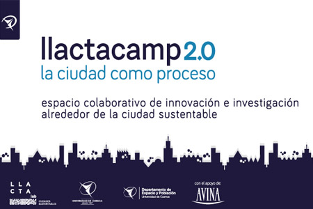 Universidad de Cuenca invita al LlactaCAMP2.0